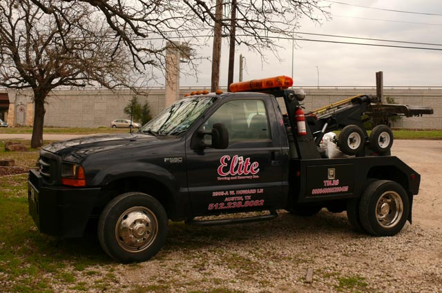 Elite Towing Company